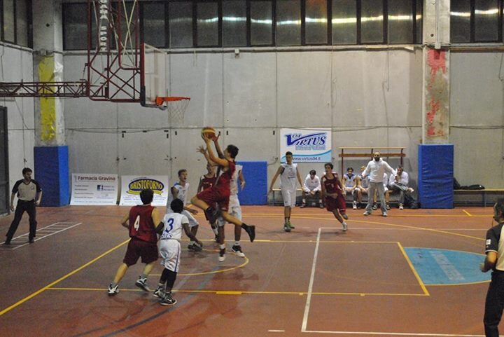 Under 15 Eccellenza: un buon Vivi Basket cede a Curti