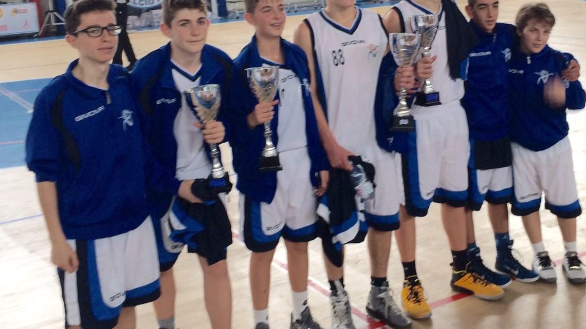 Under 14 Join The Game: Vivi Basket Campione Provinciale