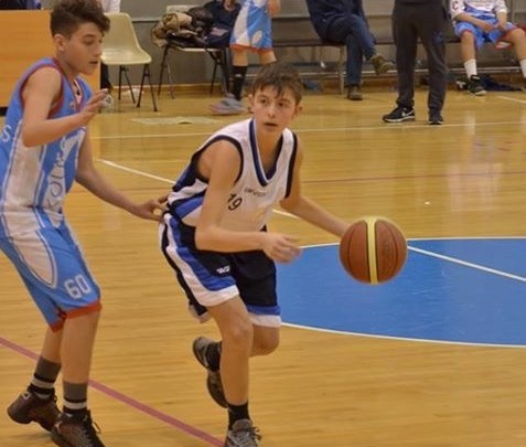 Under 14 – Join The Game: On the road to Jesolo, Davide di Capua