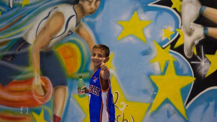 VIVI BASKET: Al via il MIni Basket al POLIFUNZIONALE di Soccavo, Palestra a Q10