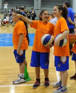 U16 Femminile: Vivi Basket con orgoglio a Battipaglia