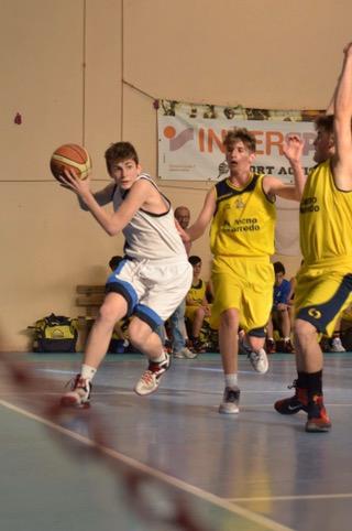 Under 15 Eccellenza: Vivi Basket sfiora l'impresa al PalaMaggiò
