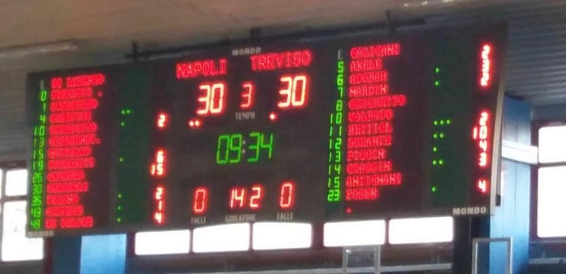 U16 Ecc-Finali Interzonali: una buona Vivi Basket cede a Treviso