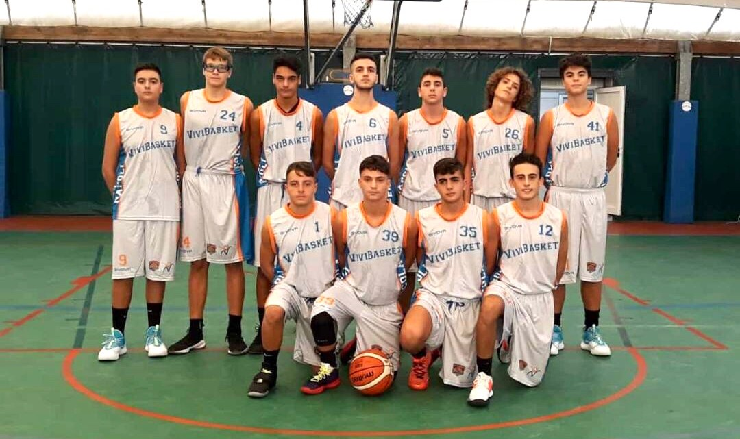 Paideia, Napoli batte Irpinia 63-56 all'esordio in Under 16 Eccellenza
