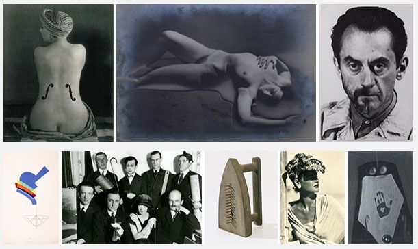 MAN RAY FRA DADA E SURREALISMO Fino all11 Gennaio 2015: MAN RAY FRA DADA E SURREALISMO a Villa Manin