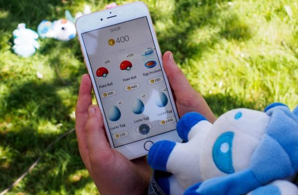 """pokemon go app 600x393 Pokemon Go: attenzione ai malware su Android. I consigli per non """"farsi acchiappare"""""""