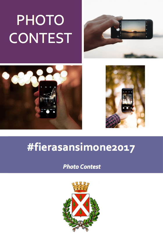Schermata 2017 09 28 alle 11.23.47 Photo contest    Fiera di San Simone 2017