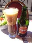 Cerveja França Pelforth Brune cremosa