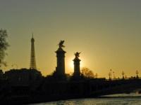 Rio Sena Paris Batobus