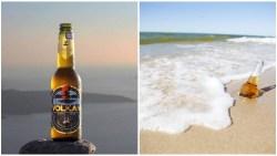 Cerveja Grécia