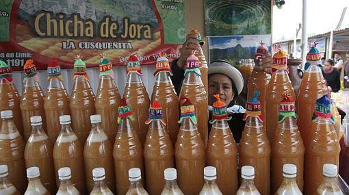 Chicha Peru