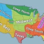 Regions Of The United States Vivid Maps