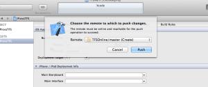 Xcode - Add remote Repository 5