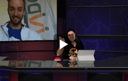 Il nostro Luca Deriu intervistato (per la seconda volta) sul canale Microsoft #TecHeroes