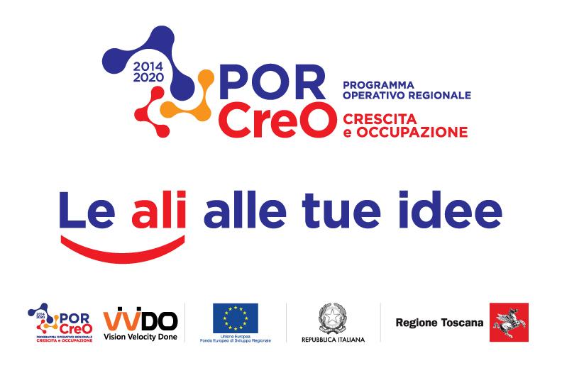 Vivido ha partecipato al progetto POR CREO