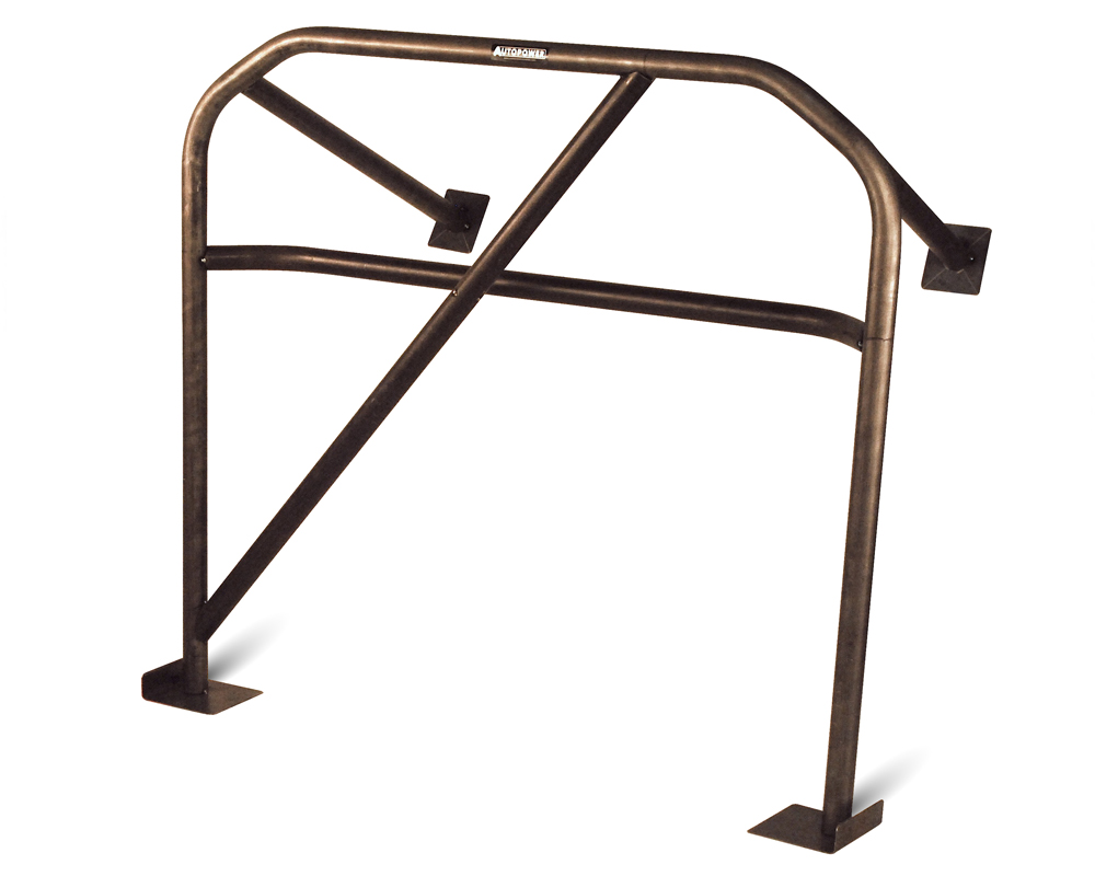 AutoPower 4Point Mount Race Roll Bar Ford Focus 0011