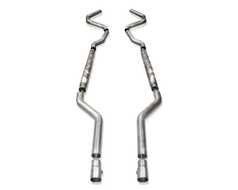 Stainless Works 3in Exhaust without X-Pipe for SW LS1