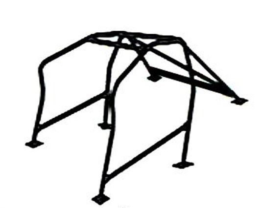 Cusco 10 Point Steel Roll Cage Hyundai Genesis Coupe 10-12