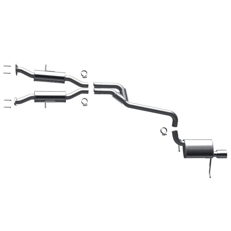 MagnaFlow Exhaust Products SYS C/B 2011 Grand Cherokee 3