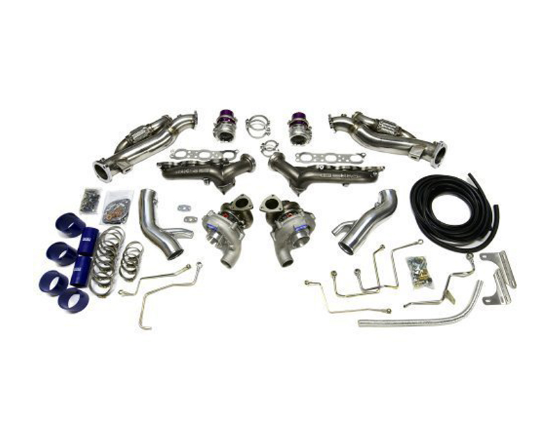 HKS GT1000 Full Turbine Kit Nissan GT-R R35 09-18