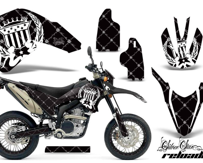 AMR Racing Graphics Kit Decals Sticker Wrap + # Plates For