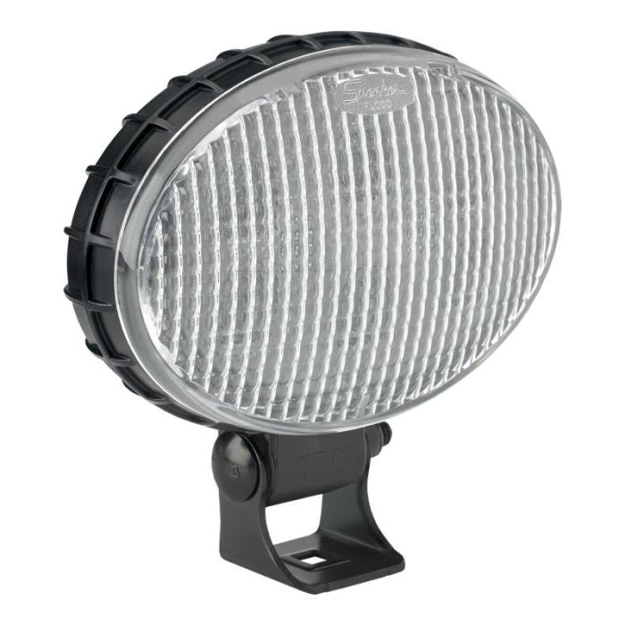 J.W. Speaker specializes in the design and manufacture of vehicle lighting systems, proudly designed, manufactured & assembled in the U.S.A.Model 770 XD Oval 12V LED Work Light with Trapezoid Beam Pattern & DT04-2P ConnectorFeatures5'' x 3'' oval LED work lamp; Trapezoid beam pattern; DT04-2P Connector; Low profile; High-output LEDs; Polycarbonate housingNotes:Universal Fitment: These products should work with your vehicle as they are universal for fitment.  We do recommend the customer researches and does due diligence regarding application.  This should help confirm that this will work for your vehicle.