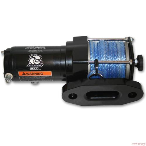 small resolution of bulldog winch 3 000 lb atv winch 40 ft synthetic rope mini rocker switch mount channel