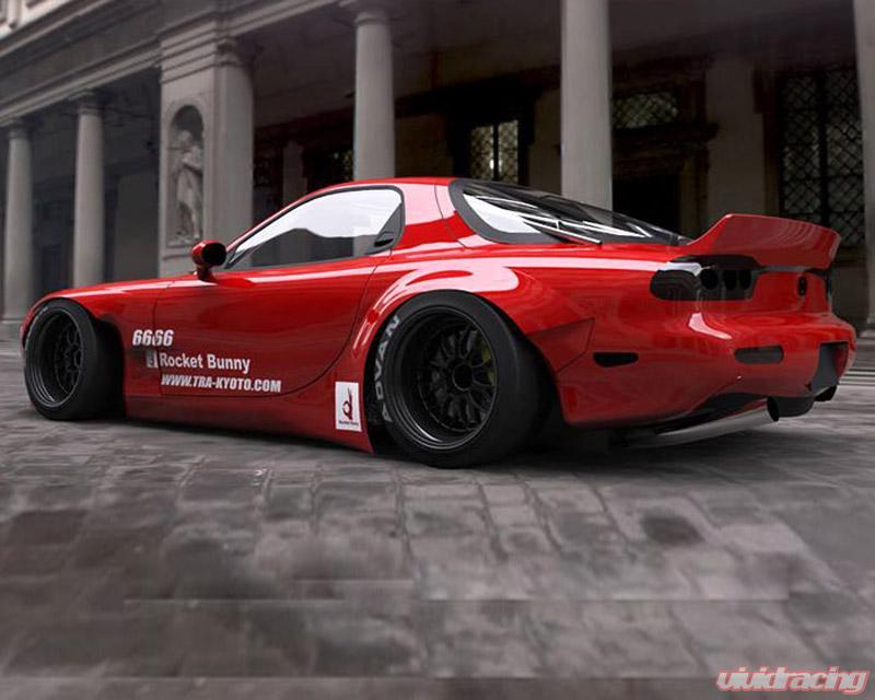 Rx Body 2000 Wide Mazda 7