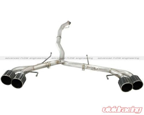 Takeda USA Catback Exhaust with Carbon Fiber Tips Nissan