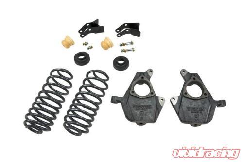 Belltech 2inch Front 3-4inch Rear Lowering Kit w/o Shocks