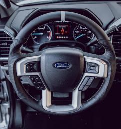 ford f 150 f 250 f 350 oem upgraded steering wheel [ 1400 x 1120 Pixel ]