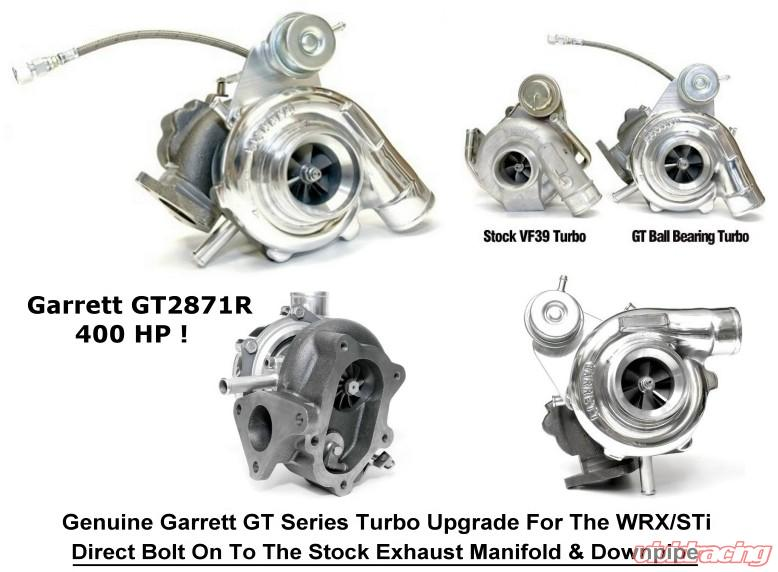Agency Power Billet 6x6 Wheel GT2871R Turbo Upgrade Subaru