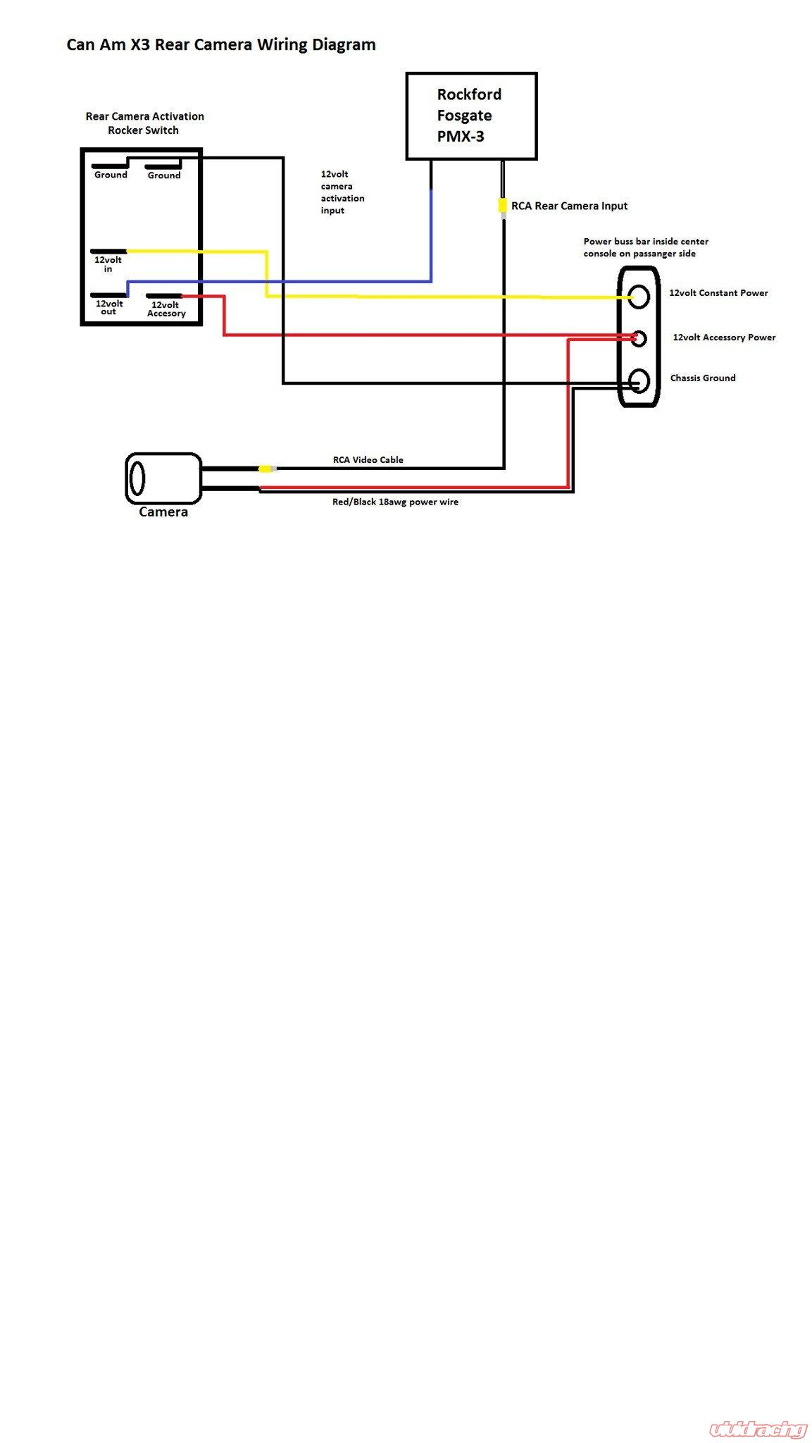 hight resolution of can am rocker switch wiring diagram