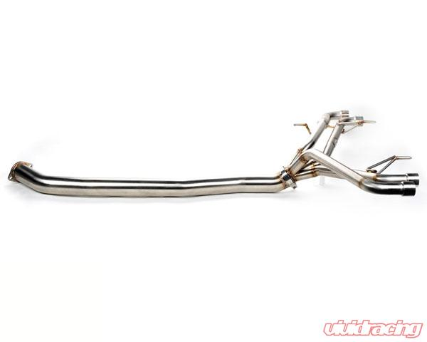 Password JDM Ultimate Exhaust System Nissan GT-R R35 09-18