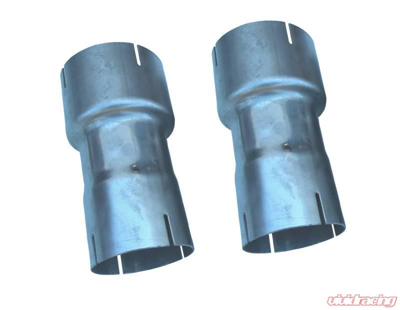pypes exhaust exhaust pipe adapter 3 inch 2 5 inch stainless steel