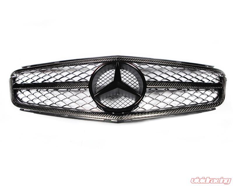 Revozport Front Grill Mercedes-Benz C-Class C63 AMG 12-14
