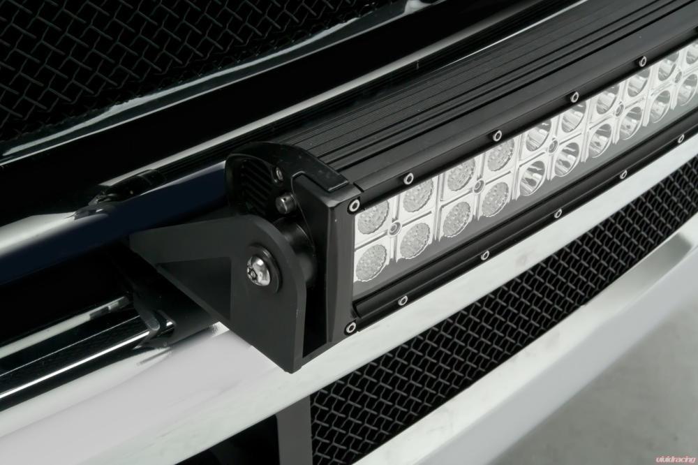 medium resolution of front bumper top led light bar mount kit 10 pres dodge ram 2500 3500