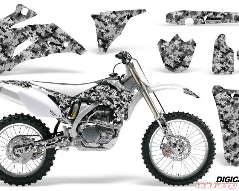 AMR Racing Dirt Bike Graphics Kit Decal Wrap For Yamaha