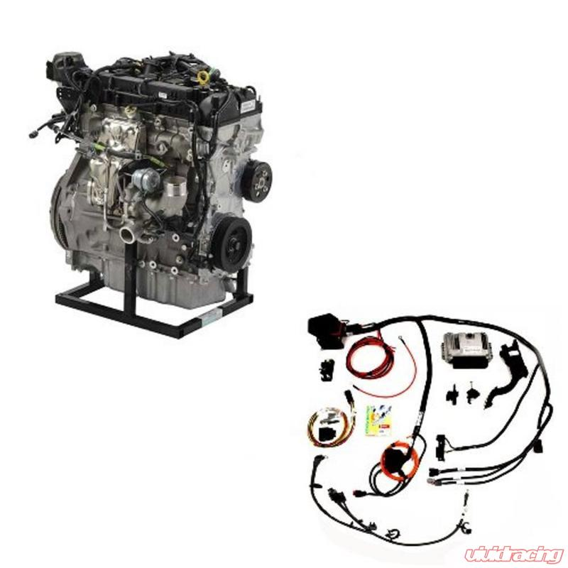 Ford Racing 2.0L ECOBOOST ENGINE AND CONTROL PACK KIT Ford