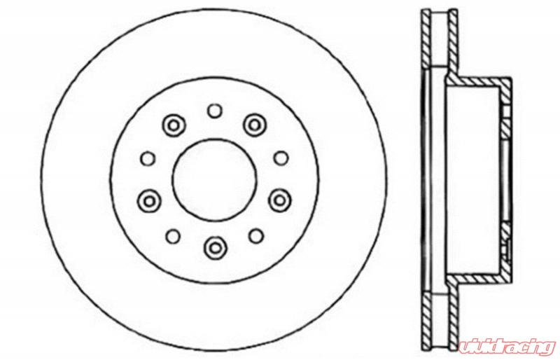 Service manual [1973 Chevrolet Corvette Front Brake Rotor