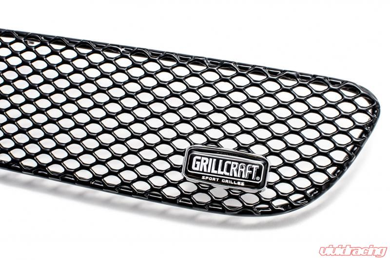 GrillCraft MX Grille Lower 2pc Insert Dodge Neon 1995-1999