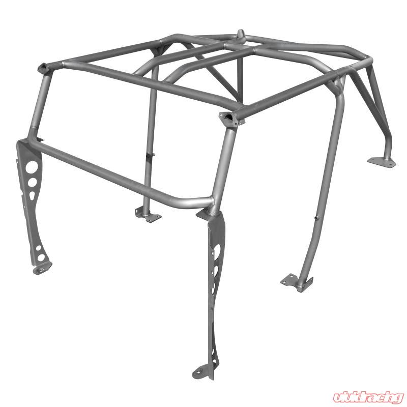 Poison Spyder TJ Lazer-Fit Full Cage Kit Jeep Wrangler