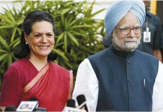 Manmohan Singh and Sonia Gandhi have been named among the top 20 most powerful persons in the world by Forbes magazine