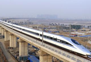 World's Longest High-Speed Rail Route
