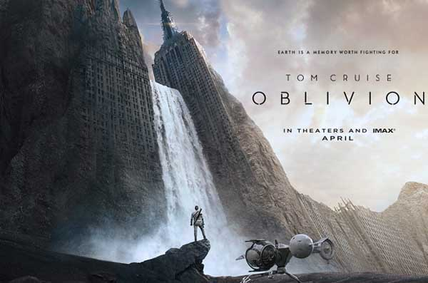 'Oblivion': Tom Cruise Back in Action