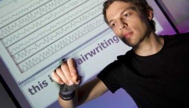 airwriting
