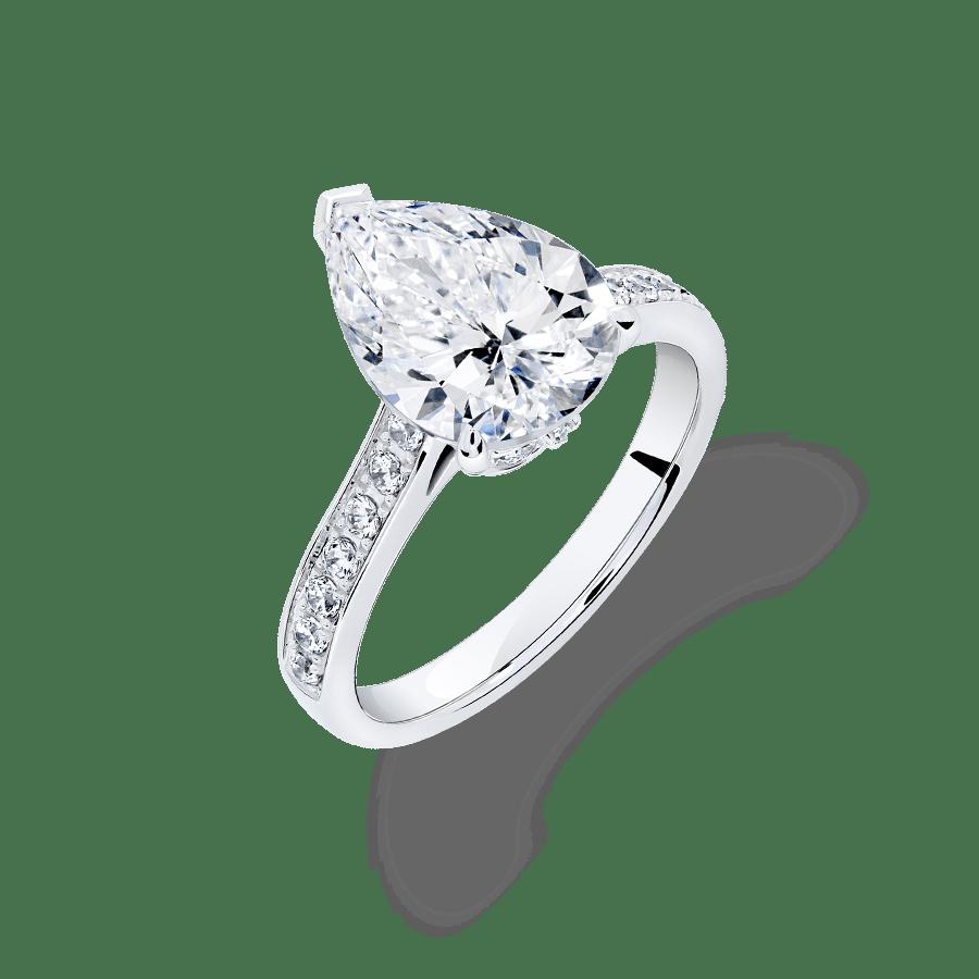 鑽石戒指-亞帝芬奇鑽石 鑽戒