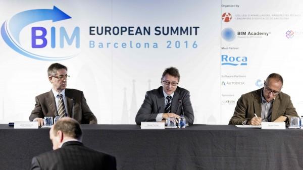 Presentación del BIM Summit de este año.