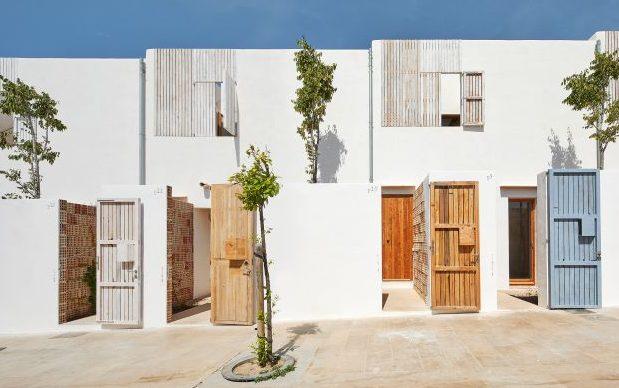 El premio FAD de Arquitectura 2018 para una promoción de VPO del Ibavi en Formentera
