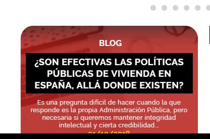 ¿Son efectivas las políticas públicas de vivienda en España?